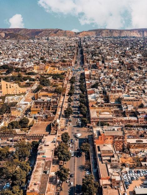 jaipur-aerial-view