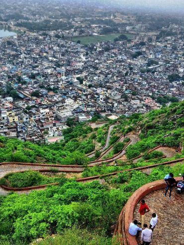 nahargarh-back-path