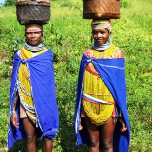 Bonda Tribe women