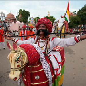Teej Festival- Jaipur